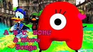 ABC Slow & More Songs | Kids Songs | Nursery Rhymes | Baby Songs | Children Songs