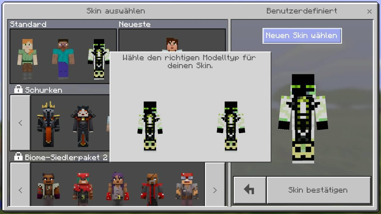 Wie Man Den Arazhulhd Skin Bekommt YouTube - Skins fur minecraft machen