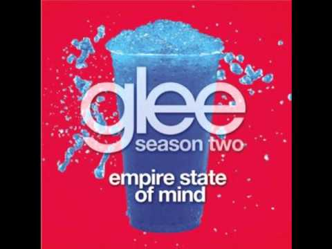 Glee Cast-Empire State of Mind