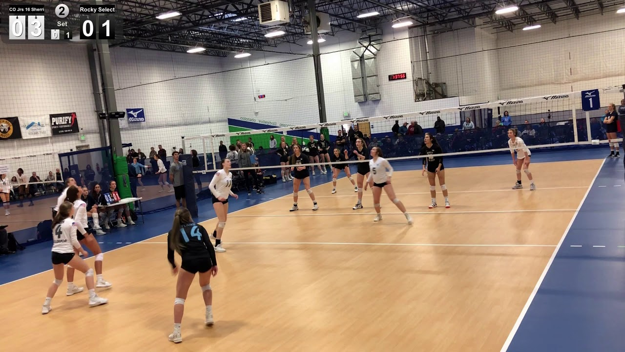 Audrey Dowd 2022 Setter - Power #1 January 2020