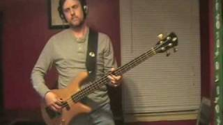 Five Per Cent for Nothing - YES - bass cover