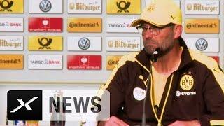 Trainer beim FC Schalke 04? So reagiert Jürgen Klopp | Borussia Dortmund - VfL Wolfsburg 1:3