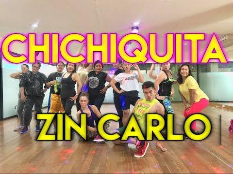 CHICHIQUITA by Jessica Jay feat. Marian Rivera -  choreo (chachacha) by ZIN CARLO