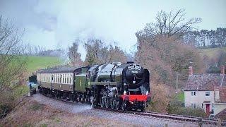 West Somerset Railway - Spring Steam Gala - 2015