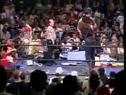Extreme Championship Wrestling- there and back again