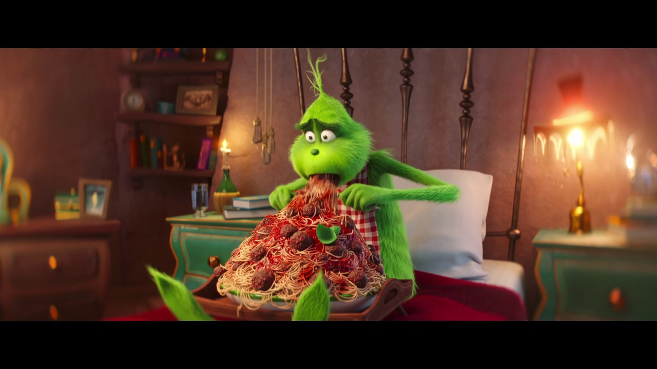 The grinch international trailer universal pictures hd