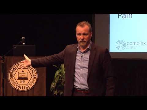 C.A.S.S. Community Coalition Opioid Summit Dr. R. Corey Waller pt.2