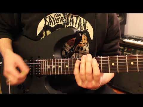 Joe Satriani Cherry Blossom Arpeggios - Weekend Wankshop 165