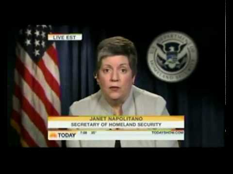 """Janet Napolitano: """"system worked""""...""""system """"failed""""... ??"""