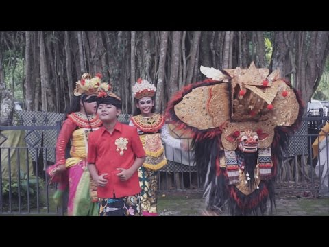 SENI MANGDA LESTARI - GUS ARY - Lagu Bali Anak