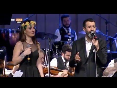 Senfoni ile Türküler Konseri - Hüseyin Turan ve Sevcan Orhan - Klasik - TRT Avaz