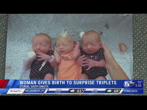 Kevin & Liz - Surprise! Triplets.
