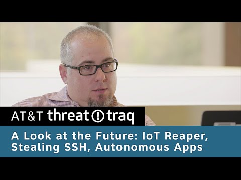 A Look at the Future: IoTreaper, Stealing SSH, Autonomous Apps | Ep. 270