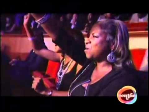 El DeBarge Sings to Anita Baker