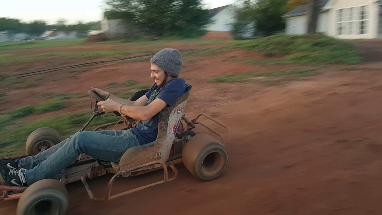 Grass Kart Racing Downhill Wwwtopsimagescom