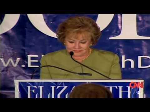 Rethuglican Elizabeth Dole Concedes To
