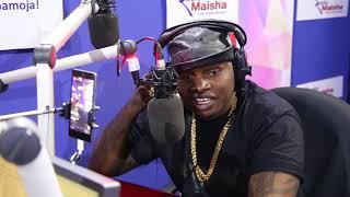 Freestyle rap ya Khalighraph Jones na ngoma yake mpya- [Konnect Show]
