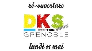 11 mai 2020 ré-ouverture DKS Grenoble