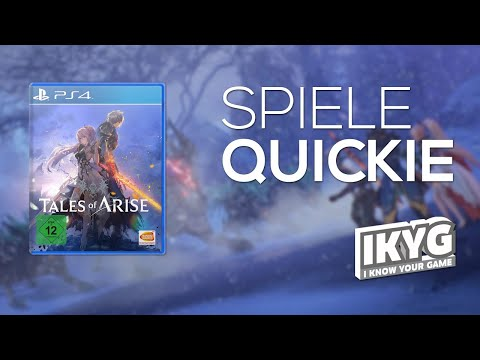 Tales of Arise - Spiele-Quickie