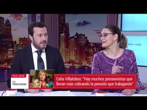 Celia Villalobos enfada a media España con su solución para las pensiones