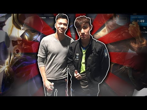 Shiphtur | THE VIETNAMESE DUO!! ~ HELPING LEVI GET RANK 1!