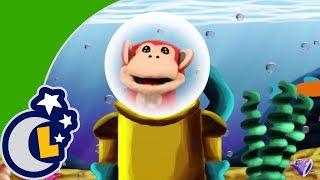 Sílabas tra tre tri tro tru . El Mono Sílabo . Videos Infantiles . Educación para Niños