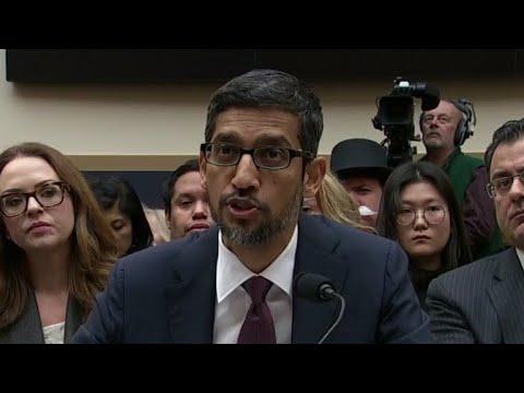 Tope takeaways from Google CEO Sundar Pichai's testimony