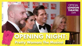 Opening night of Pretty Woman: The Musical