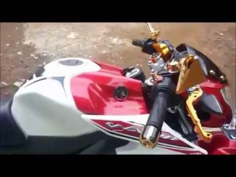 MODIFIKASI MOTOR YAMAHA VIXION (HD)