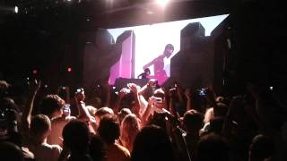 Skrillex at the Orange Peel (video 2011 11 06 23 51 43)