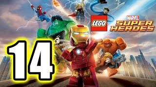 LEGO MARVEL Super Heroes gameplay part 14