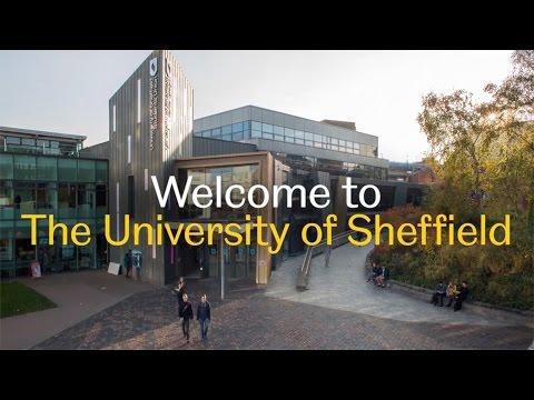 University of Sheffield / UK - Sheffield, a university with a global reach