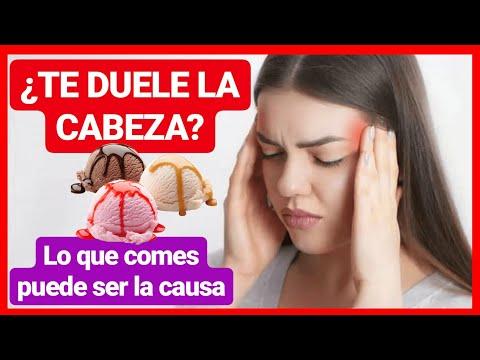 8 ALIMENTOS Que Producen  Dolor De Cabeza,  ¡NO LOS CONSUMAS!