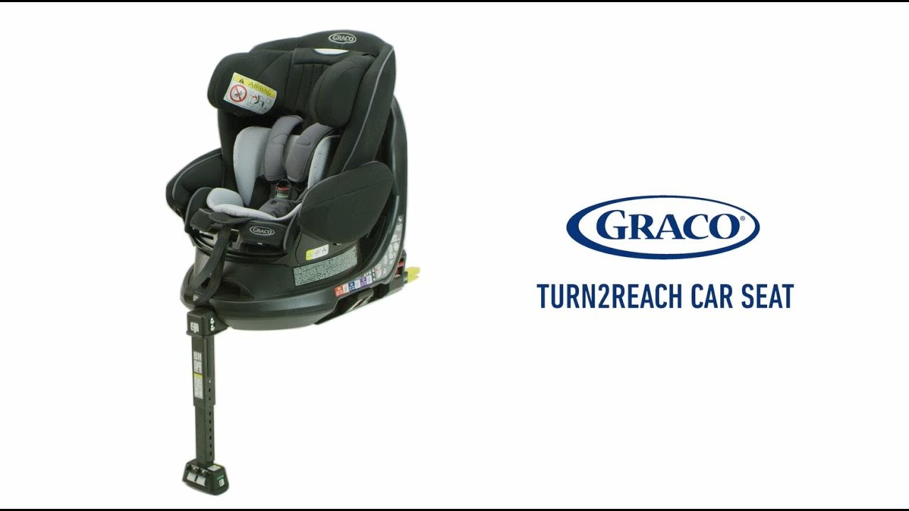 Graco® Turn2Reach Car Seat 0 18kg   Installation Guide