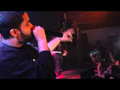 CASSIDY LIVE PERFORMANCE@THE CHANCE FOR BUILD YOUR BRAND BARS ON DECK EVENT