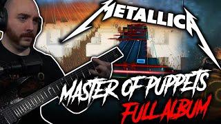 FULL ALBUM PLAYTHROUGH - Master of Puppets - Metallica (Rocksmith CDLC)
