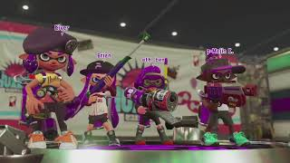 Splatoon 2 - Scrim Highlights #2