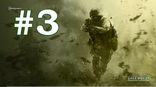 Call of Duty 4: Modern Warfare, Part #3 [Charlie don