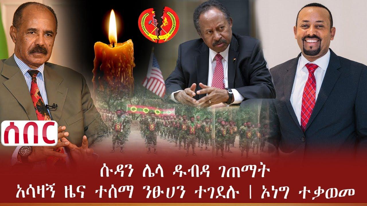 Download Ethiopia ሰበር መረጃ - ሱዳን ሌላ ዱብዳ ገጠማት | አሳዛኝ ዜና ተሰማ ንፁሀን ተገደሉ | ኦነግ ተቃወመ | Abel Birhanu