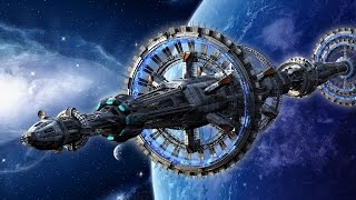 Земля космический корабль Зима