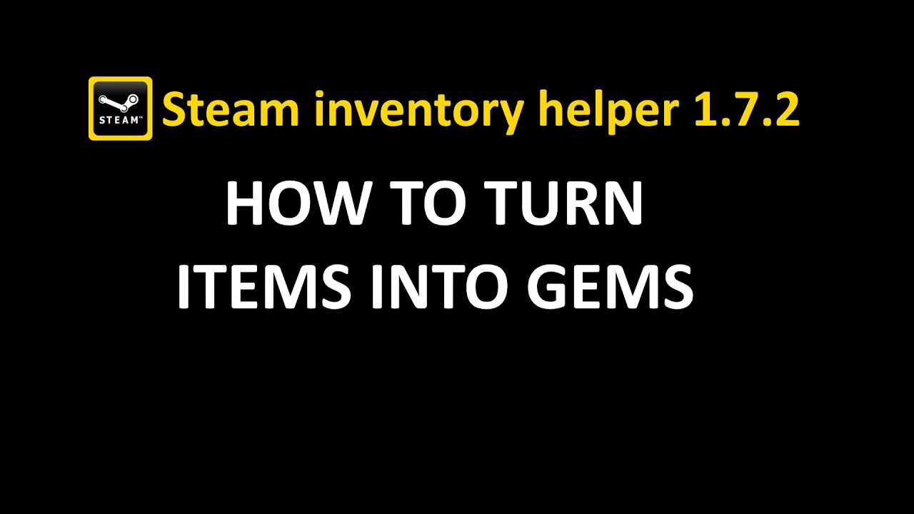 how to turn on keep inventory