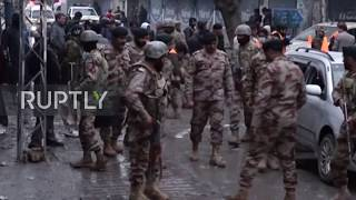 Pakistan: At least 2 killed, 14 injured in Quetta explosion
