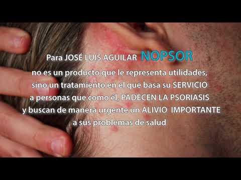 Conoce los productos Nopsor para psoriasis