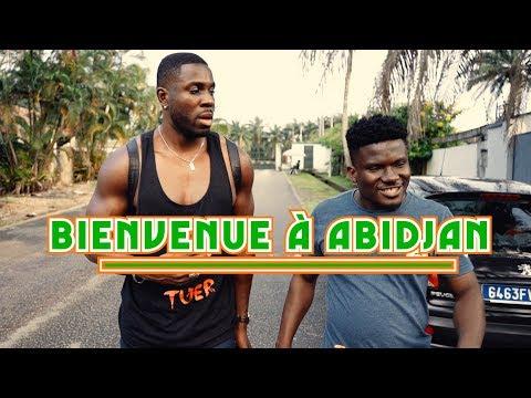 Bienvenue à Abidjan Feat. Moses