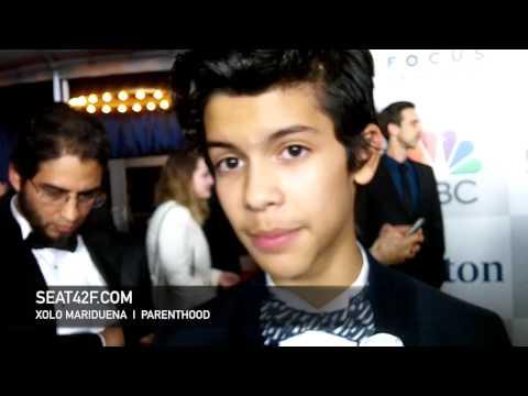 Xolo Mariduena Parenthood Golden Globes 2015