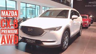Đánh giá Mazda CX-8 2019 Premium AWD giá từ 1 tỷ 399 tr. Lh: 0971.454.330