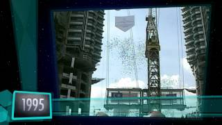 Petronas Twin Towers - Milestones
