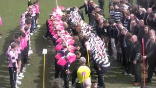 Thurrock rugby club smash world record scrum