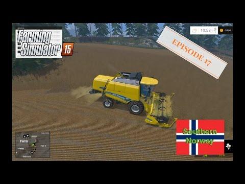 Farming Simulator 2015 Southern Norway Episode 17