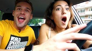 AUTORIJDEN zonder RIJBEWIJS met JIAMI!   Carpool Karaoke